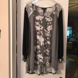 Style & Co blouse. Size large.